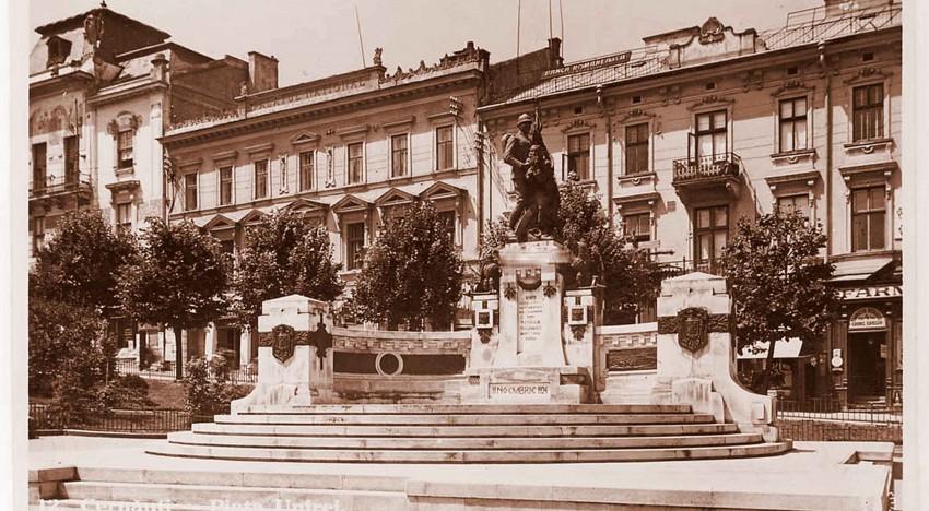 Tiberiu Cosovan despre Monumentul Unirii Bucovinei cu România din CERNĂUȚI