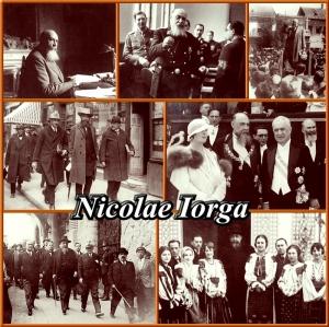 Nicolae Iorga, ipostaze-1