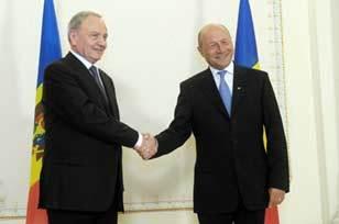 R. Moldova  …viitor președinte, Traian Băsescu?