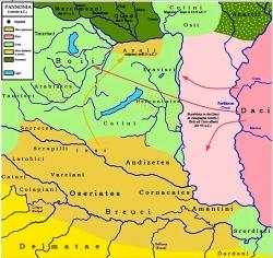 Harta-Panonia