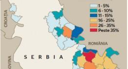 """Tulburător! Românii din Serbia! """"…Fii marieț că ieș Rumân!"""" Situația identității și limbii române la o emisiune Radio Novisad în Serbia"""