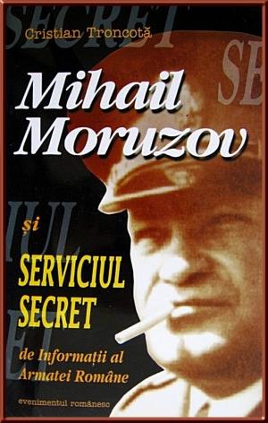 Mihail Moruzov-coperta, art-emis