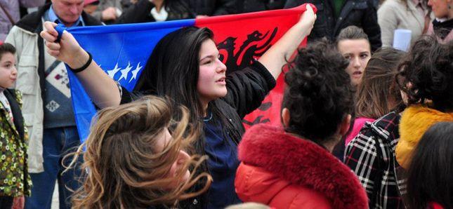 Aniversarea independentei kosovare la Tirana