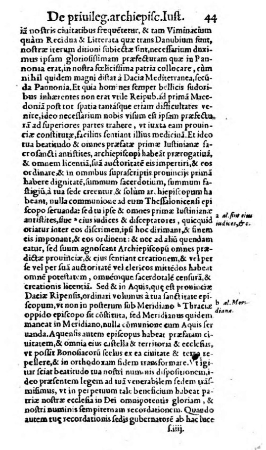 Novellae Constitutiones (nordul Dunarii)