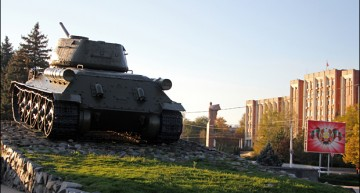 Tiraspolul reacționează dur la declarațiile de la Kiev ale președinților Poroșenko și Iohannis