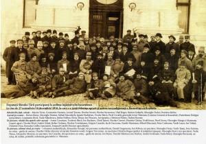 Sfatul Țării la momentul Unirii Basarabiei cu Țara Mamă România