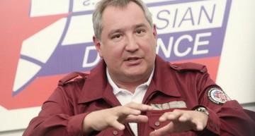 Vicepremierul Federației Ruse, Dmitri Rogozin, a șters toate postările în care amenința România