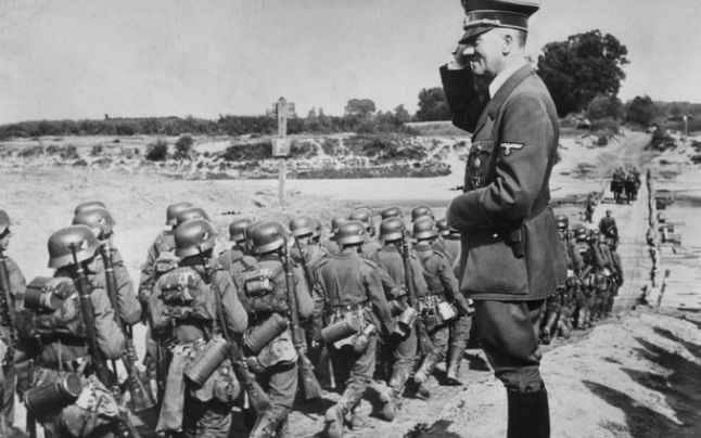 Soldații evrei din armata lui Hitler