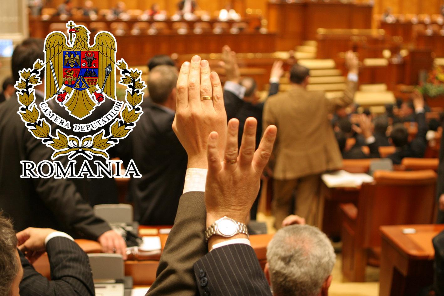 Vot pozitiv covârșitor în Camera Deputaților din Parlamentul României - pentru recunoașterea tuturor românilor de pretutindeni.