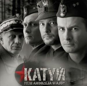 KATYN - Afișul filmului regizat de Andrzeja Wajdy (Andrei Vaida)