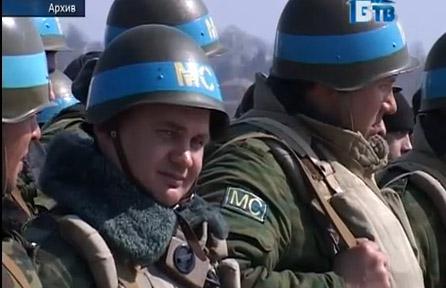 pacificatori rusi