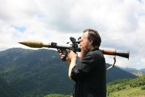 Aleksandr Dughin tintind spre Vest...