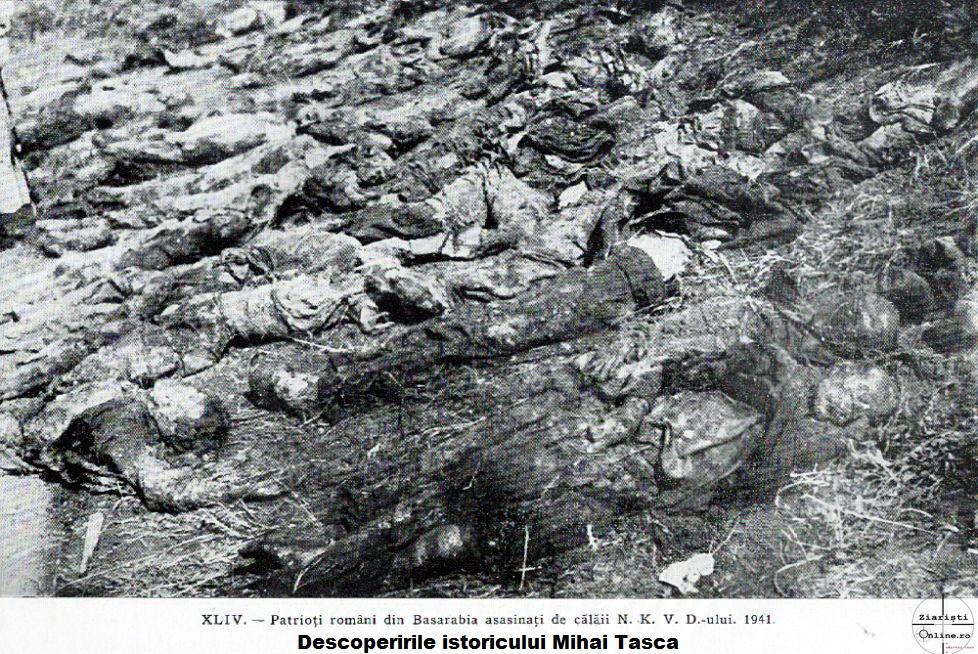 Atrocitatile-sovietice-in-Basarabia-romani-asasinati-de-NKVD-Chisinau-1941