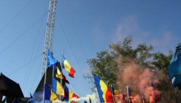 """SALVAȚI  """"CRUCEA MÂNTURII NEAMULUI ROMÂNES""""- APEL CĂTRE: PATRIARHIA ROMÂNĂ MITROPOLIA MOLDOVEI ȘI BUCOVINEI EPISCOPIA HUȘI MITROPOLIA BASARABIEI PRIMĂRIA NISPORENI TOȚI CEI CE SIMT ROMÂNEȘTE"""