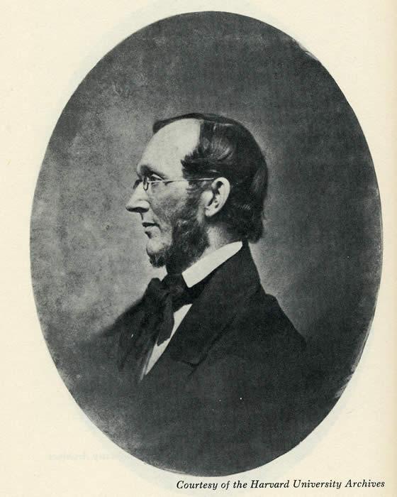 Professor Francis Bowen