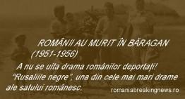 """A nu se uita drama românilor deportați! """"Rusaliile negre"""", una din cele mai mari drame ale satului românesc."""