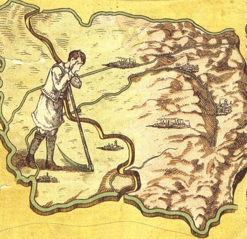 harta banatului