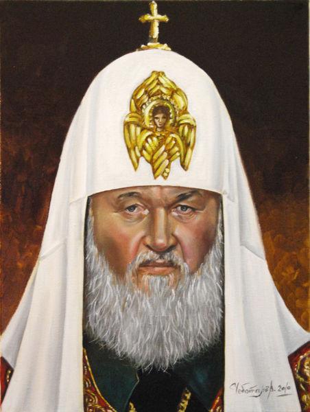 Patriarch Kirill Ïàòðèàðõ Êèðèëë