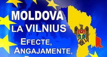 """20 Octombrie 2013 – Moment  de  referință al devenirii și redefinirii noastre ca Națiune. DEZBATERE SIMPOZION """"MOLDOVA LA VILNIUS: EFECTE, ANGAJAMENTE, PERSPECTIVE"""" și MARȘ PENTRU RE-UNIREA BASARABIEI CU PATRIA MAMĂ ROMÂNIA ! Foto și Video"""