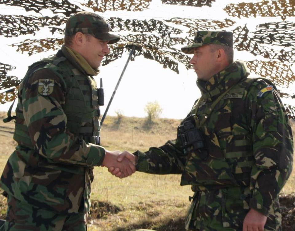 Armata Romana si Armata R.Moldova