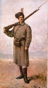Grigorescu-dorobantul