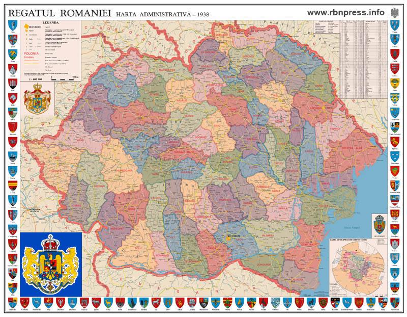Harta-Administrativa-A-Regatului-Romaniei