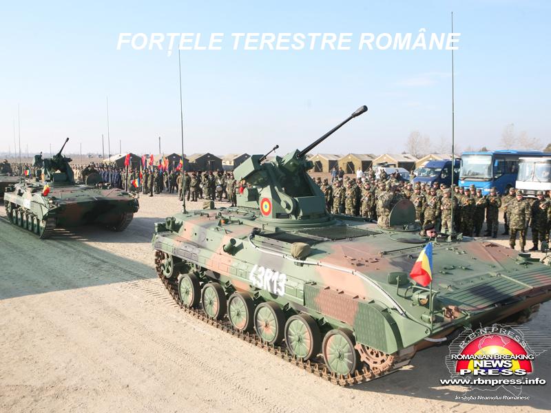 armata romana forte terestre si aeriene (1)