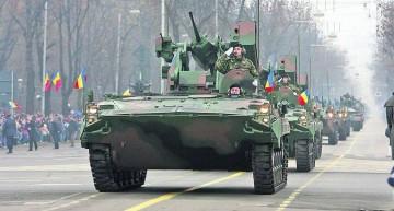 IN DIRECT: Parada militară organizată cu prilejul Zilei Naționale a României