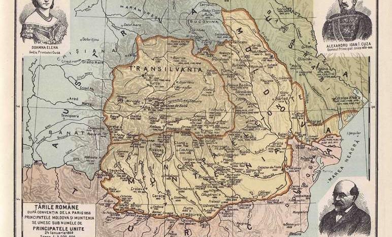 Unirea Principatelor Române – 24 IANUARIE 1859. La Mulți Ani Dragi Români, de oriunde și oricând!