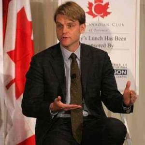 Ministrul canadian al Imigrației - Chris Alexander