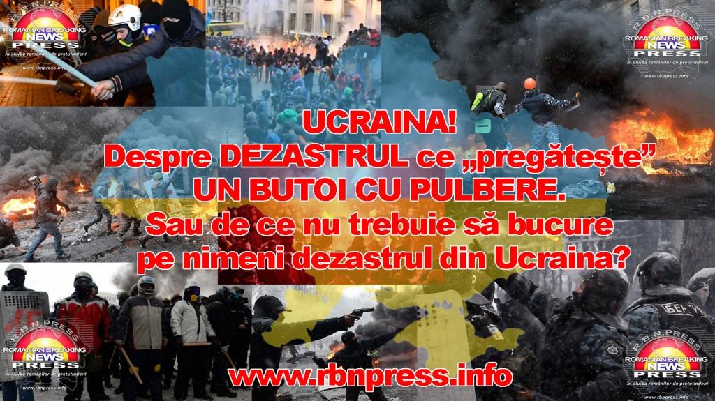 Dezastru din Ucraina