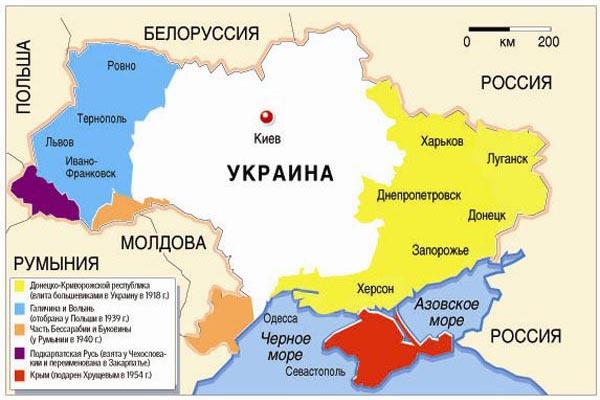 """Turcinov dispune elaborarea """"de urgență"""" a unei noi legi a limbilor minorităților în Ucraina"""