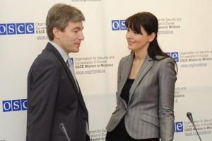 Carpov- Ministrul Nina Shtanski