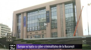 Europa lupta cu cyber-criminalitatea de la București