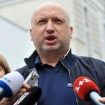 Președintele Parlamentului ucrainean Oleksandr Turcinov - Presedintele interimar al Ucrainei foto:dcnews.ro