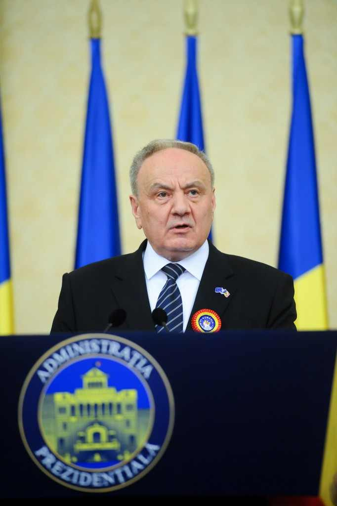 Presedintele Nicolae Timofti