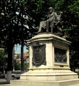 Statuia C.A.ROSETTI - București