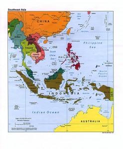 Sud Estul Asiei