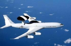 E-3 Sentry AWACS al USAF