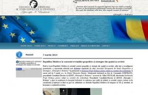 Asociatia Europeana de Studii Geopolitice si Strategice
