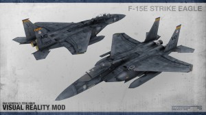 F-15E 'Strike' Eagle visual reality mod