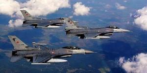 F-16 - Forțele Aeriene Turce