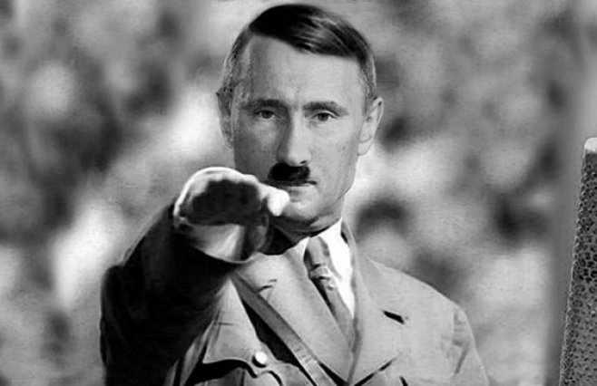 Hitler Putin