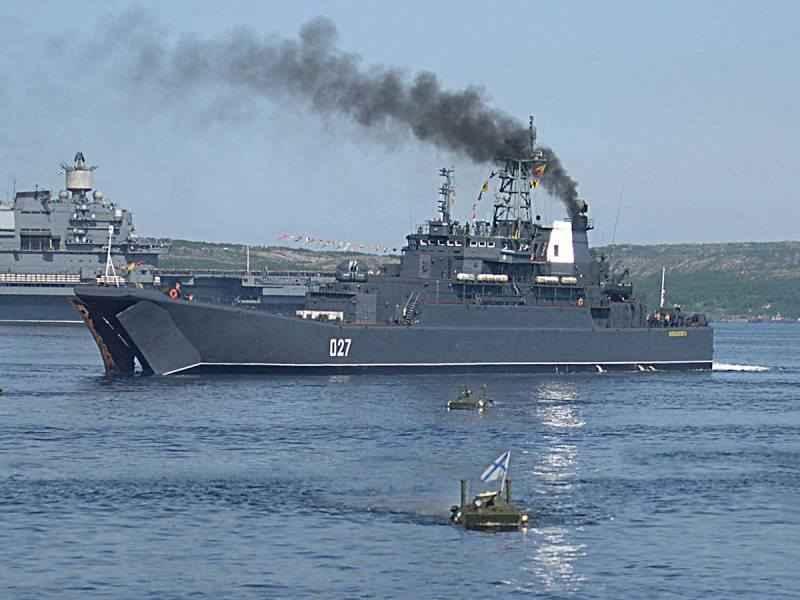 Navă desant clasa 775