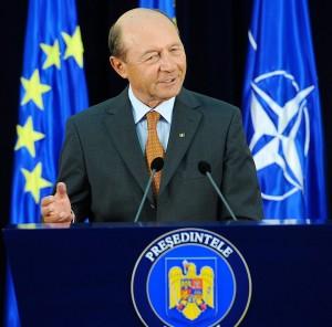 Presedintele Traian Basescu