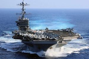 USS George H Bush
