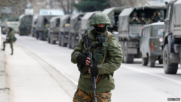 armata rusa in Crimeea (1)