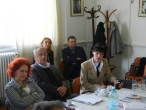 Amintire de la Uniunea Scriitorilor din Romania
