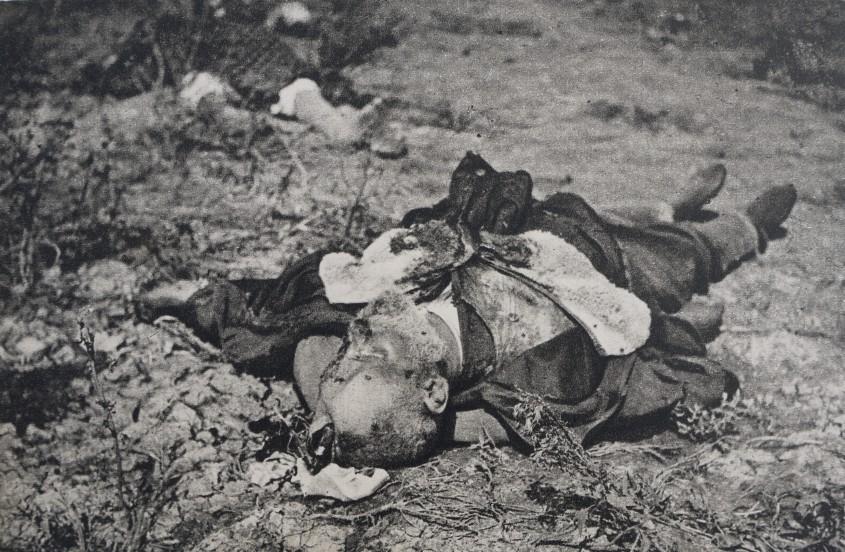 B¦âtr+ón basarabean, mutilat +či apoi ucis de c¦âtre bol+čevici