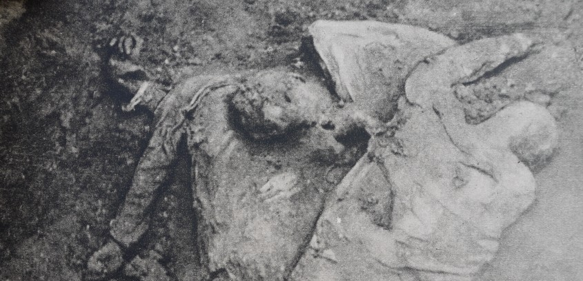 Rom+óni basarabeni care au fost uci+či +«n pivni+úele N.K.W.D.-ului din Chi+čin¦âu 06